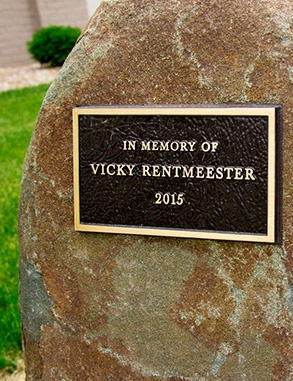 In Memory of Vicky Rentmeester