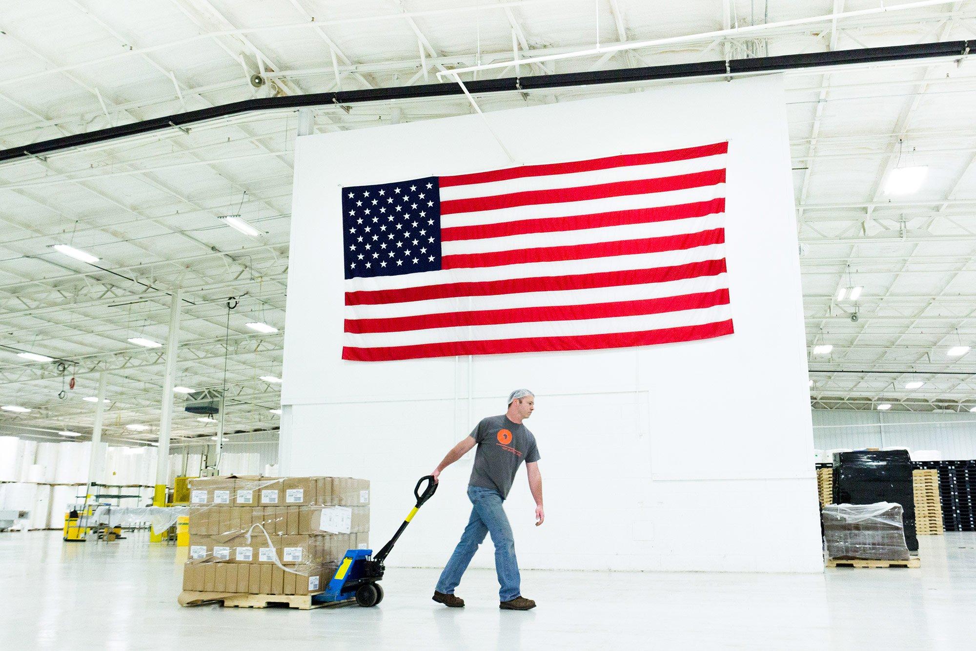 Factory Flag