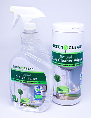 G&O green cleaners