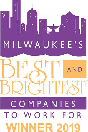Milwaukee's Best and Brightest logo