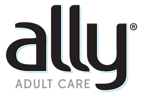 Ally adult care logo