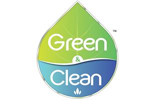 Green & Clean logo