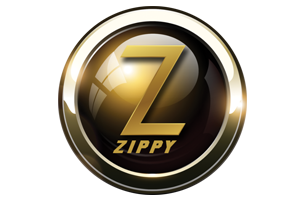 Zippy automotive wipes logo