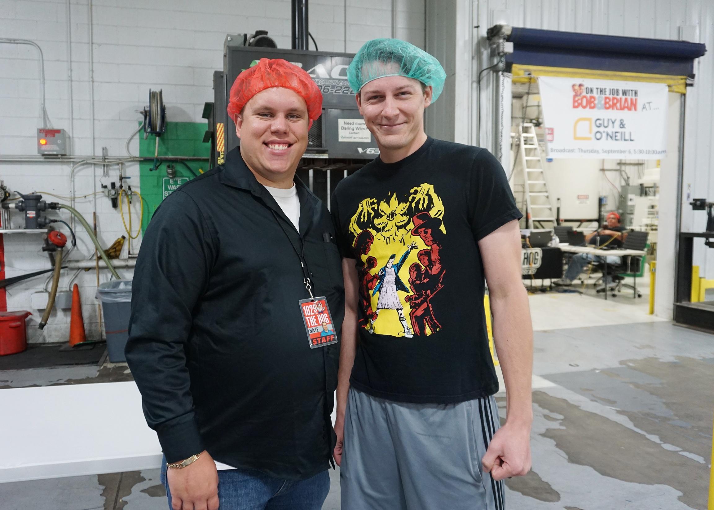 Bob & Brian at Guy & O'Neill