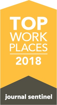 Guy and O'Neill Top Workplace Milwaukee Wisconsin