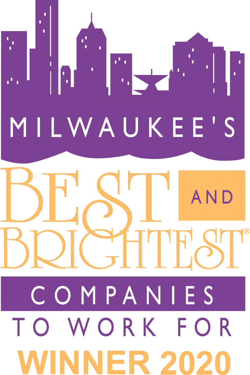 2020 Best & Brightest Logo